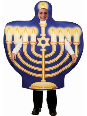 Men's Menorah Costume