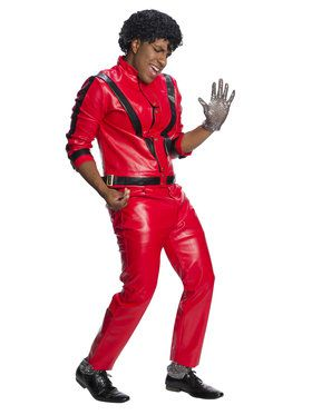 Michael Jackson King of Pop Mens Costume