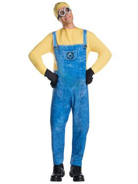 Minion Jerry Costume For Men