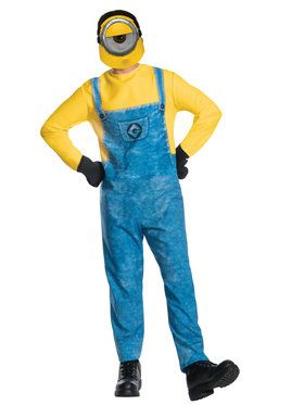 Minion Mel Costume For Men