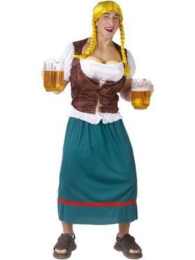Mens Miss Oktoberbreast Costume