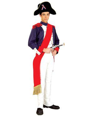 French Napoleon Costume