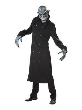 Mens Night Fiend Costume