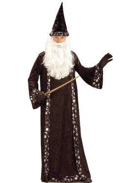 Oh Mr. Wizard Costume For Men