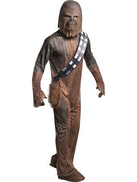 Photo Real Chewbacca Costume For Men