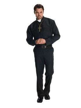 Religious Priest Costume