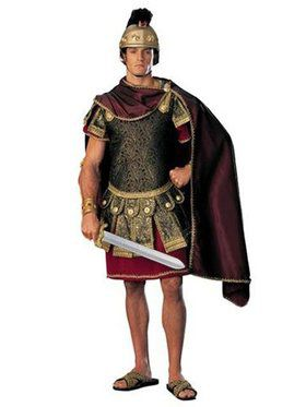 Mens Regency Collection Marc Antony Costume