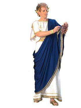 Mens Regency Collection Nero Costume