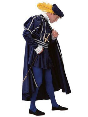 Mens Regency Collection Romeo Costume