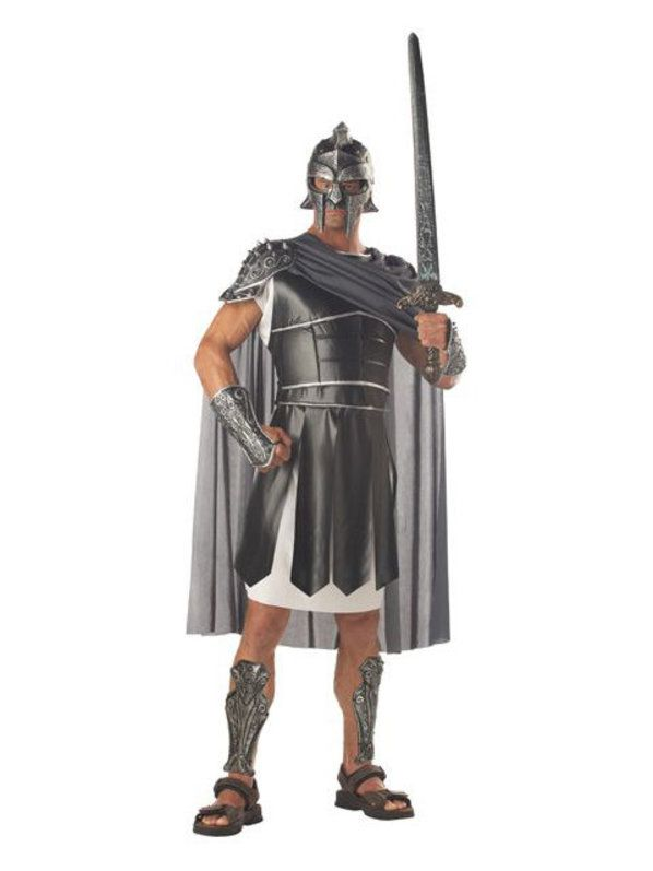 Mens Roman Centurion Costume  sc 1 st  Wholesale Halloween Costumes & Mens Roman Centurion Costume | Roman Costumes at Wholesale Halloween ...