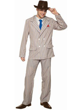 Speakeasy Sam Men's Costume