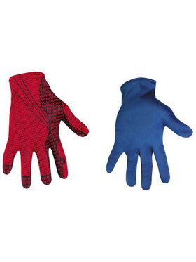 Mens Spiderman Movie Gloves