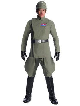 Star Wars Imperial Officer Costume For Men