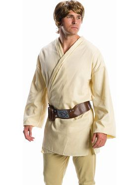 Mens Star Wars Luke Skywalker Wig