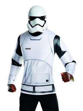 Mens Stormtrooper Costume Kit