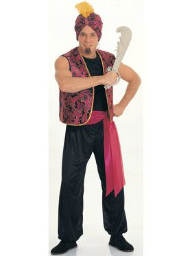 Sultan Costume for Adults