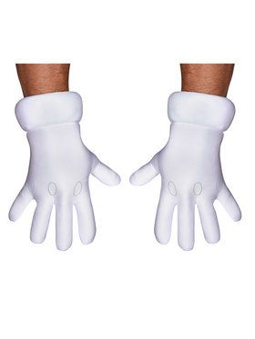 Men's Super Mario Brothers Gloves