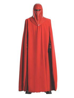 Mens Supreme Edition Star Wars Imperial Guard Costume