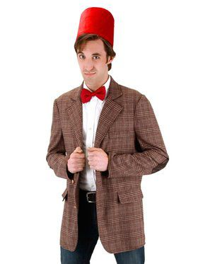 Men's The Doctor From Doctor Who Jacket