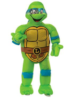 TMNT Inflatable Leonardo Costume For Men  sc 1 st  Wholesale Halloween Costumes & Inflatable Costume | Buy Inflatable Costumes at Wholesale Prices