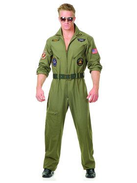 Top Gun Costume For Men