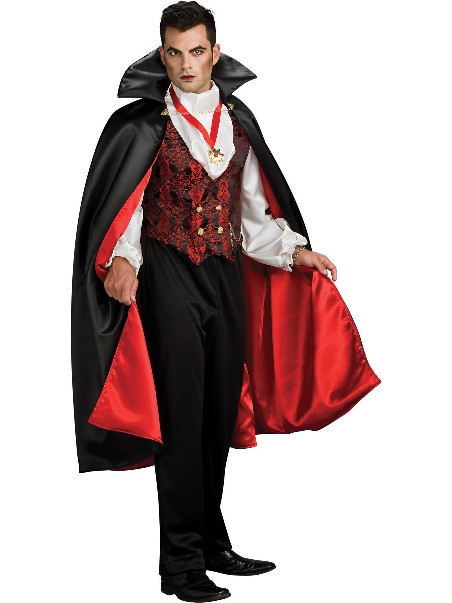 0f59af15355 Mens Transylvanian Vampire Costume - Mens Costumes for 2018 ...