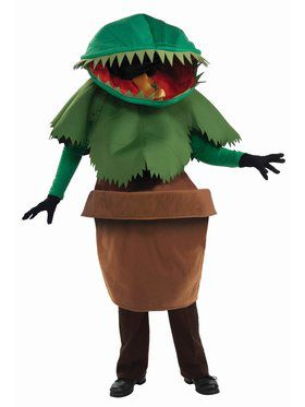 Men's Venus Fly Trap Costume