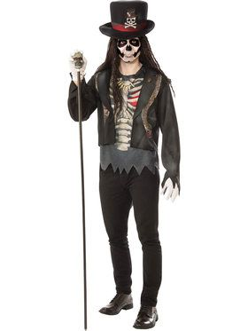 Mens Voodoo Costume