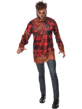 Werewolf Shirt For Men