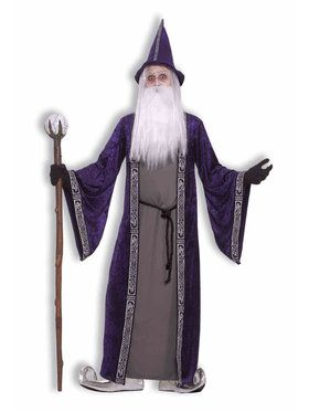Men's Wizard Costume
