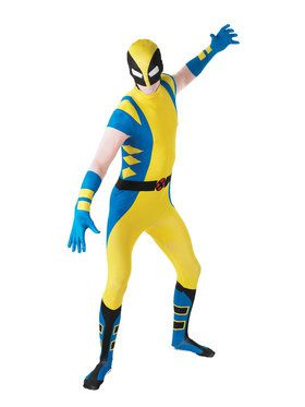 Skin Suit Wolverine X-Men Costume