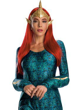 Adult Deluxe Aquaman Movie Mera Tiara