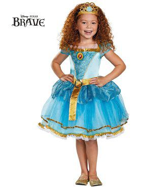 Merida Tutu Prestige Child Costume