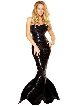 Mermaid Mistress Deluxe Costume