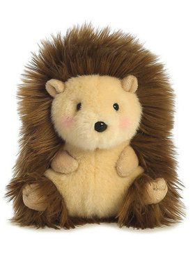 Merry the Hedgehog Plush
