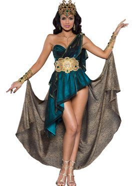 Mesmerizing Medusa Women's Costume