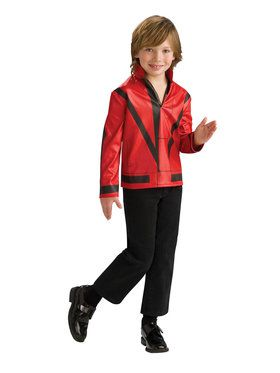Michael Jackson Thriller Jacket For Children