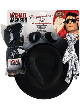 Michael Jackson Official Costume Kit