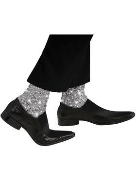 Michael Jackson Sparkle Stirrup Socks For Children