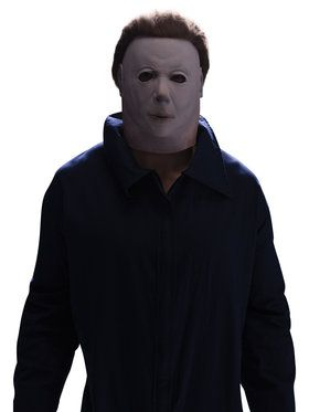 Michael Myers Latex Halloween Mask