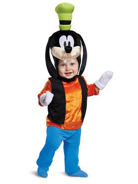 Mickey Mouse Classic Goofy Costume for Infants