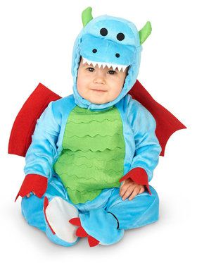 Baby Mighty Tiny Dragon Costume For Babies