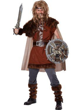 Mighty Viking Men's Costume