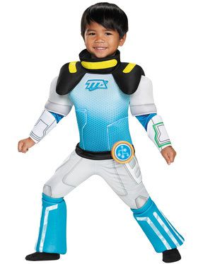 Miles From Tomorrowland Deluxe Costume Toddler