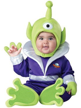 Mini Martian Costume Toddler