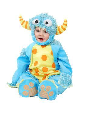 Infant's Mini Monster Costume