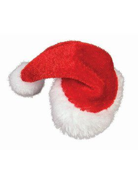 Mini Santa Hat Hair Clip Accessory