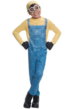 Minion Bob Boys Costume