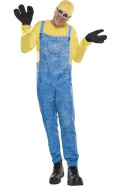 Minion Bob Men's Costume
