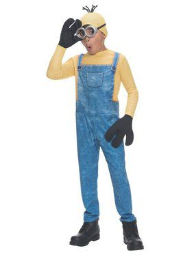 Kevin Child Minion Costume